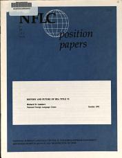 NFLC Position Papers PDF