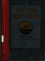 Catalog of Victor Records PDF