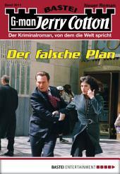 Jerry Cotton - Folge 3011: Der falsche Plan
