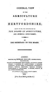 General View of the Agriculture of Hertfordshire