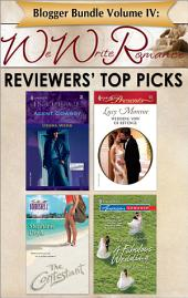 Blogger Bundle Volume IV: WeWriteRomance.com': The Contestant\A Fabulous Wedding\Agent Cowboy\Wedding Vow of Revenge