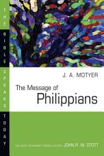 The Message of Philippians PDF