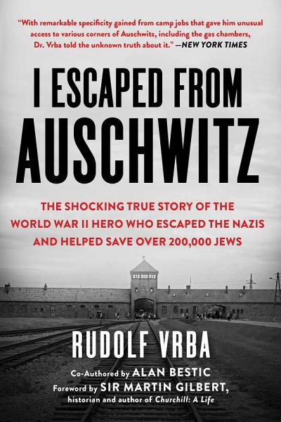 Download I Escaped from Auschwitz Book