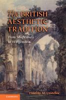 The British Aesthetic Tradition PDF