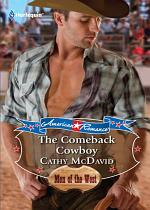 The Comeback Cowboy (Mills & Boon Love Inspired) (American Romance's Men of the West, Book 3)