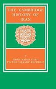 The Cambridge History of Iran PDF