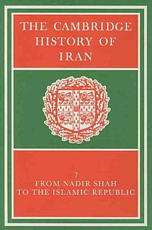 The Cambridge History of Iran PDF