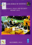 Governance, Peace and Security Report, 2014