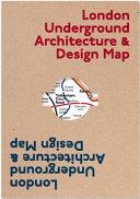 London Underground Architecture and DesignMap