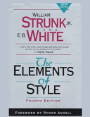 The Elements of Style  Fourth Edition PDF