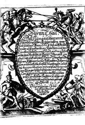Chronologia Oder Historische beschreibung aller Kriegsempörungen unnd belägerungen der Stätt und Vestungen auch Scharmützeln und Schlachten so in Ober und Under Ungern auch Sibenbürgen mit dem Türcken von Ao. 1395. biß auff gegenwertige Zeit denckhwürtig geschehen: Viertter Thail Deß Hungerischen unnd Sibenbürgischen Kriegswesens, was sich seidhero Anno 1604. biß auff Ao. 1607, inn der außgestandnen Rebellion mit dem Türcken, Rebellen und ... zugetragen ... alles mit vleiß beschribe[n] und zusam[m]en getrage[n]. Durch Hieronymum Orteli ...