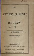 Southern Quarterly Review PDF