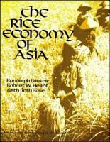 The Rice Economy of Asia PDF