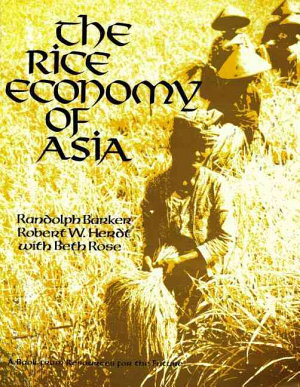 The Rice Economy of Asia PDF