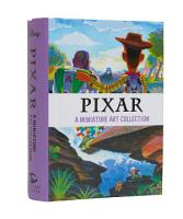 Pixar  A Miniature Art Collection  Mini Book  PDF