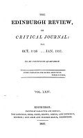 the edinburgh review  or critical journal  for oct 1836   jan 1837 PDF