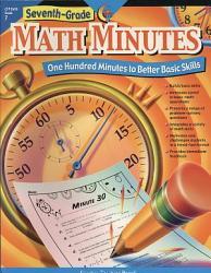 Math Minutes 7th Grade Ebook Book PDF