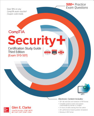 CompTIA Security  Certification Study Guide  Third Edition  Exam SY0 501  PDF