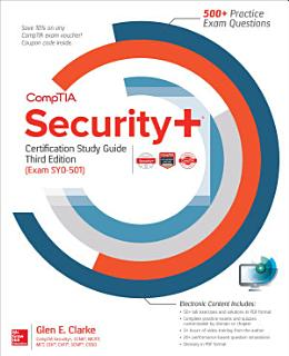 CompTIA Security  Certification Study Guide  Third Edition  Exam SY0 501  Book