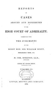 Reports of Cases Argued and Determined, 1798-1850: Volume 2