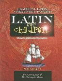 Latin for Children  Primer C PDF