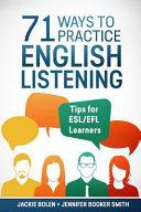 71 Ways to Practice English Listening PDF