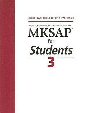MKSAP for Students 3 PDF