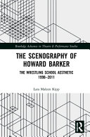 The Scenography of Howard Barker