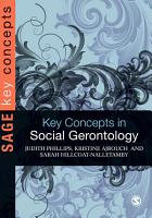 Key Concepts in Social Gerontology PDF