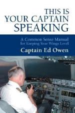 This Is Your Captain Speaking