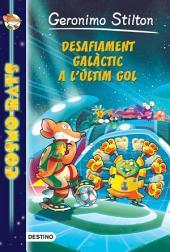 Desafiament galàctic a l'últim gol: Cosmo-Rats 4