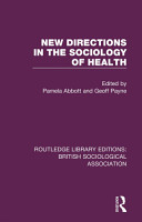 New Directions in the Sociology of Higher Education PDF