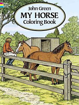 My Horse Coloring Book PDF