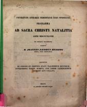 De origine et pristino statu Waldensium: secundum antiquissima eorum scripta cum libris catholicorum eiusdem aeva collata