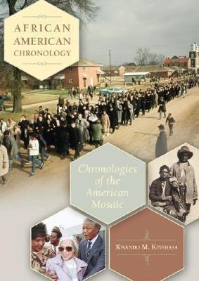 African American Chronology PDF