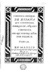 Coronica general de España: Volumen 4