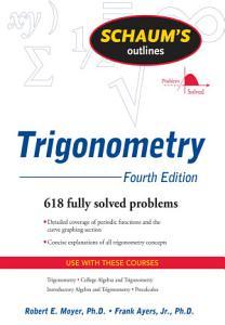 Schaum s Outline of Trigonometry  4ed PDF