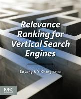 Relevance Ranking for Vertical Search Engines PDF
