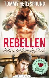 Rebellen lieben leidenschaftlich. Männerherzen schlagen schneller (Gay Romance, schwuler Roman)