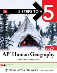 5 Steps To A 5 Ap Human Geography 2020 Book PDF