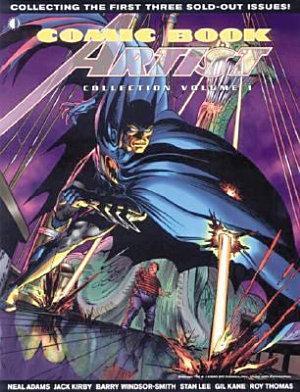 Comic Book Artist Collection Volume 1