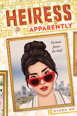 Heiress Apparently (Daughters of the Dynasty)
