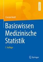 Basiswissen Medizinische Statistik PDF