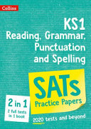 New KS1 SATs English Reading  Grammar  Punctuation and Spelling Practice Papers PDF