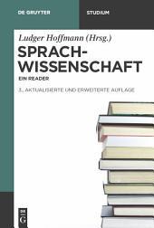 Sprachwissenschaft: Ein Reader, Ausgabe 3