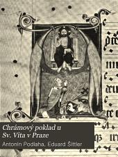 Chrámový poklad u Sv. Víta v Praze: jeho dějiny a popis