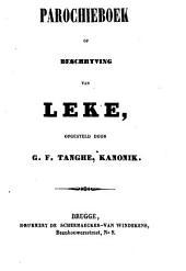 Parochieboek of beschrijving van Leke