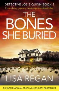 The Bones She Buried Book
