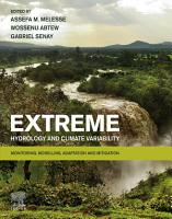 Extreme Hydrology and Climate Variability PDF