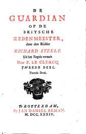 De Guardian of de Britsche zedenmeester: Volume 2